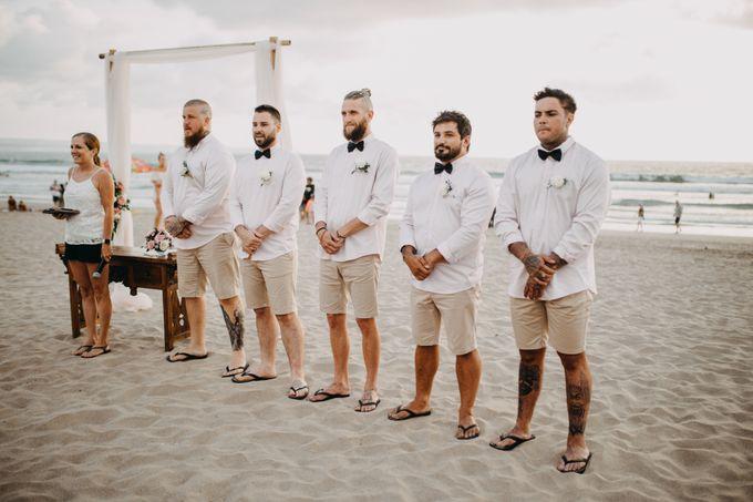Kelly & Paul Wedding by Bali Brides Wedding Planner - 013
