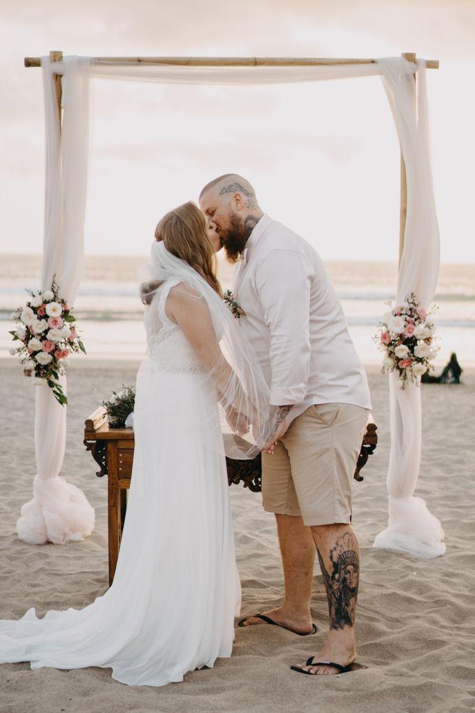 Kelly & Paul Wedding by Bali Brides Wedding Planner - 011