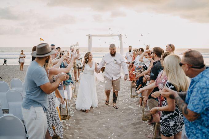 Kelly & Paul Wedding by Bali Brides Wedding Planner - 010