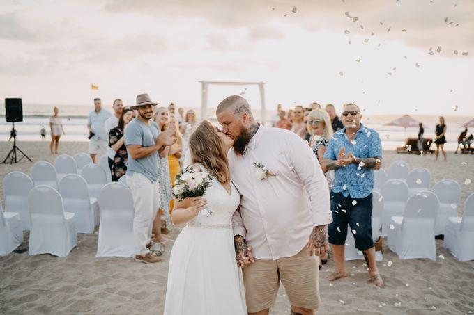 Kelly & Paul Wedding by Bali Brides Wedding Planner - 009
