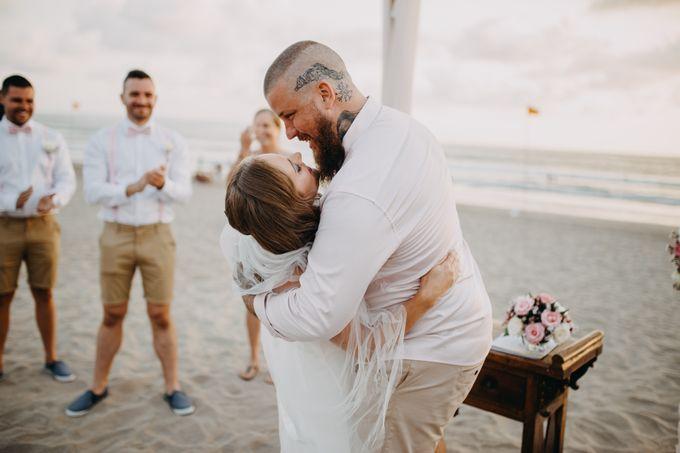 Kelly & Paul Wedding by Bali Brides Wedding Planner - 008