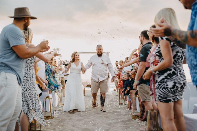 Kelly & Paul Wedding by Bali Brides Wedding Planner - 007
