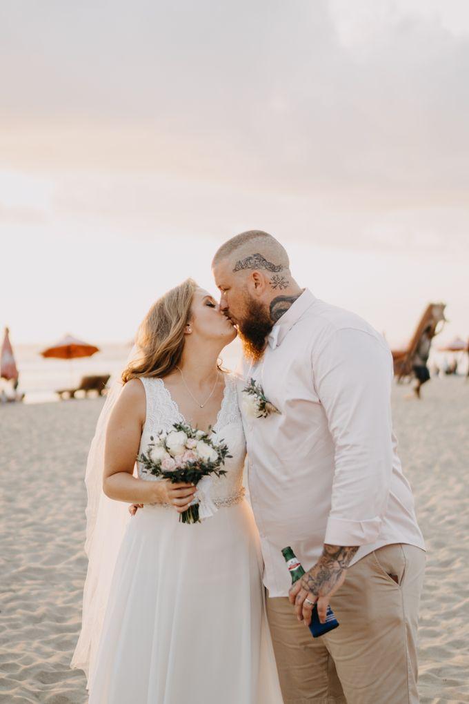 Kelly & Paul Wedding by Bali Brides Wedding Planner - 006
