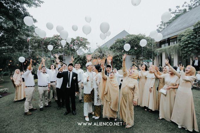 The Wedding Of Intan & Puja by Jakarta Souvenir - 044