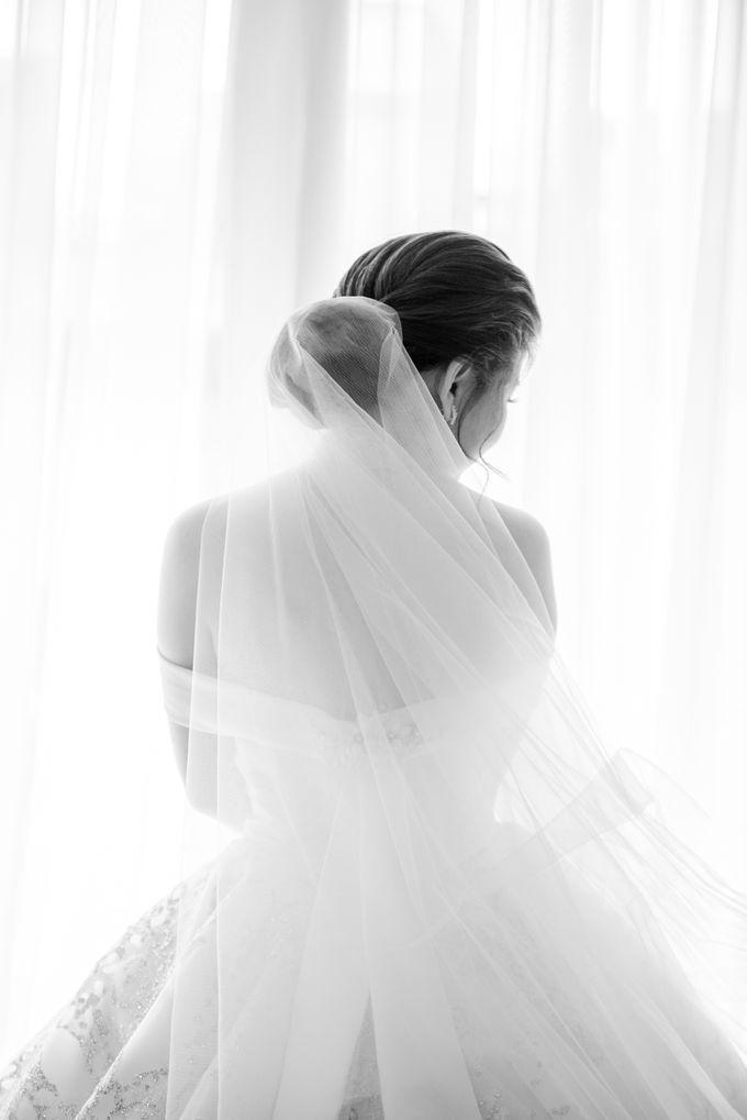 The Wedding of Kelvin & Wenny by Pamella Bong - 010