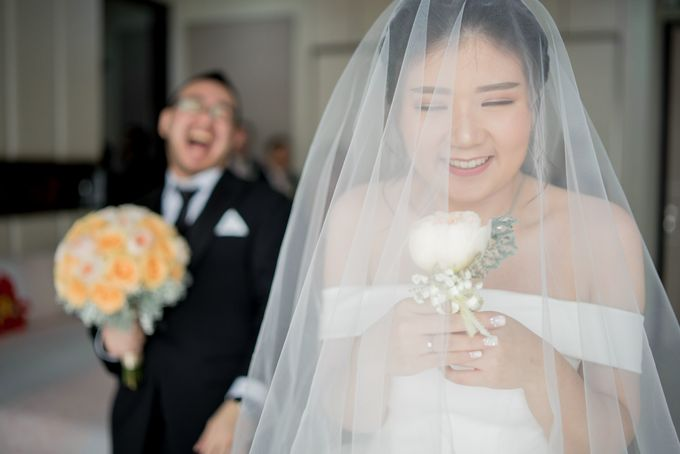 The Wedding of Kelvin & Wenny by Pamella Bong - 011