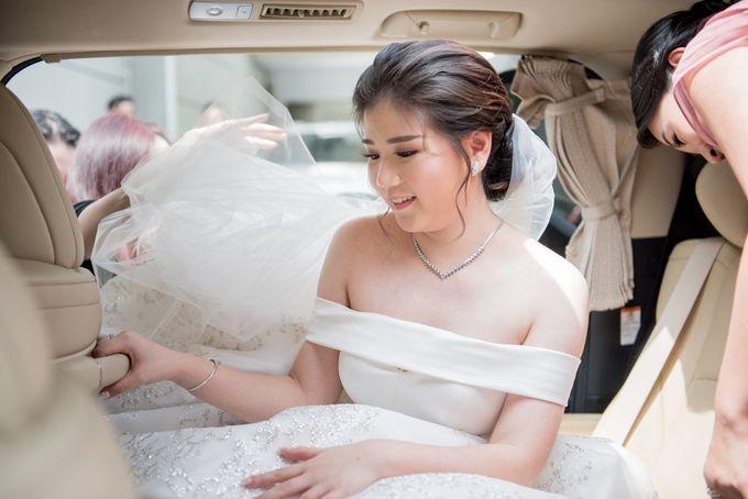The Wedding of Kelvin & Wenny by Pamella Bong - 012