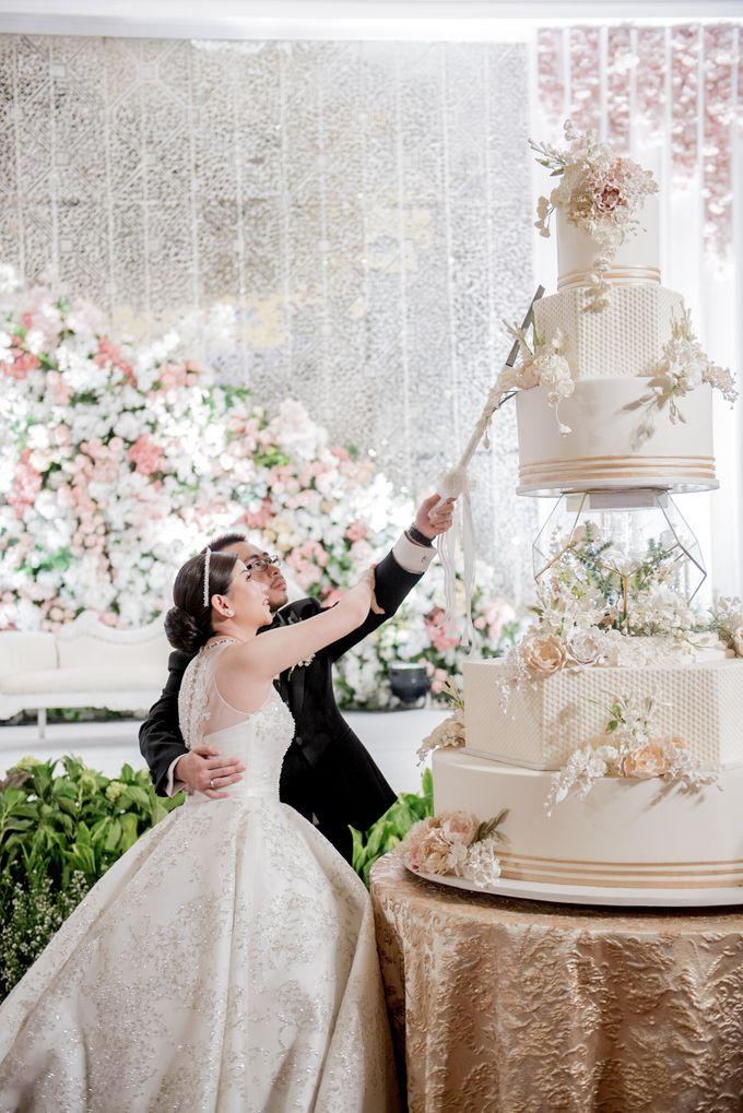 The Wedding of Kelvin & Wenny by Pamella Bong - 002