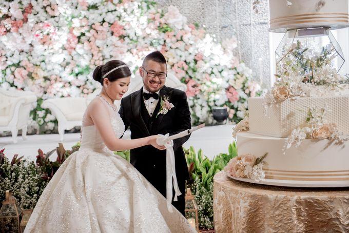 The Wedding of Kelvin & Wenny by Pamella Bong - 003