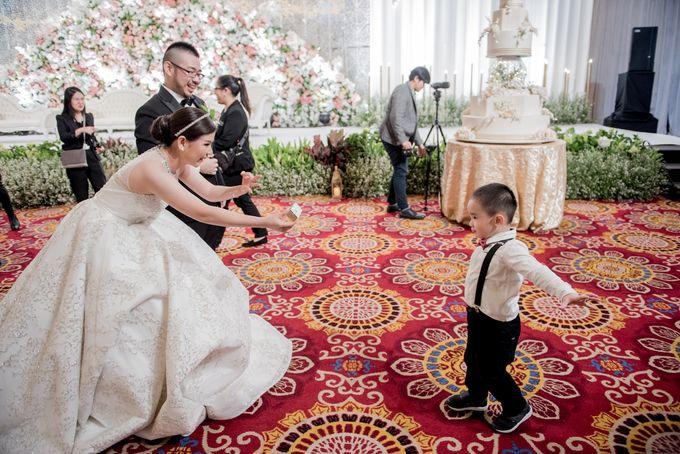 The Wedding of Kelvin & Wenny by Pamella Bong - 004