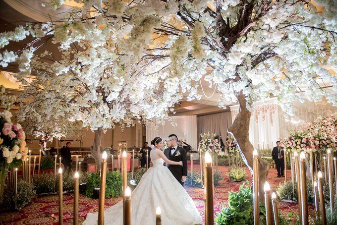 The Wedding of Kelvin & Wenny by Pamella Bong - 005