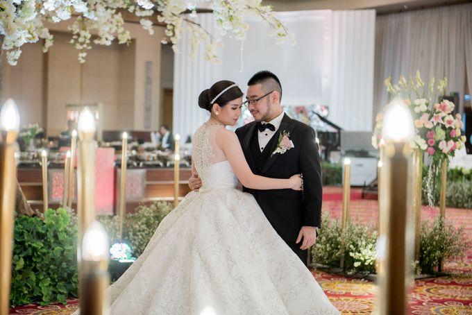 The Wedding of Kelvin & Wenny by Pamella Bong - 006