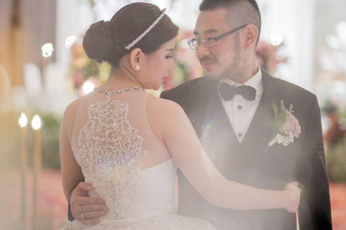 The Wedding of Kelvin & Wenny by Pamella Bong - 007