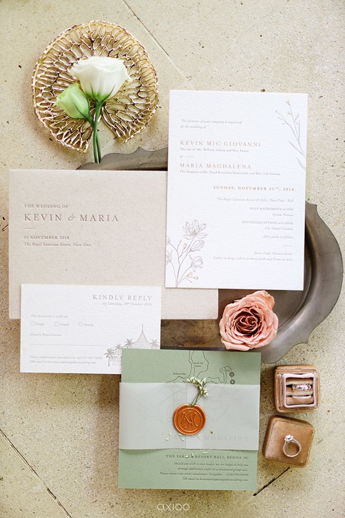 Kevin & Maria by Twogather Wedding Planner - 007