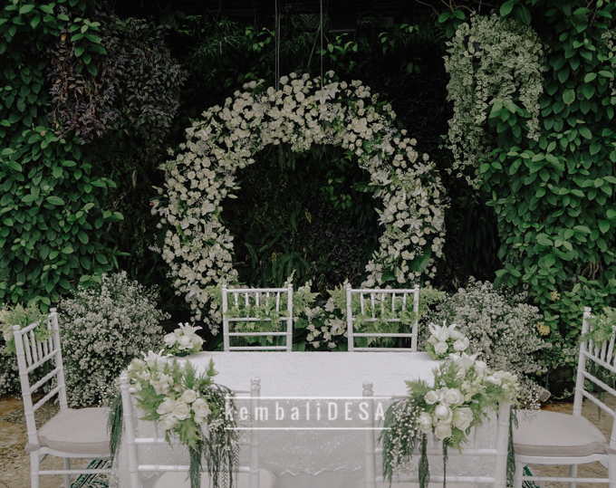 Botanical Decoration by kembaliDESA - 001