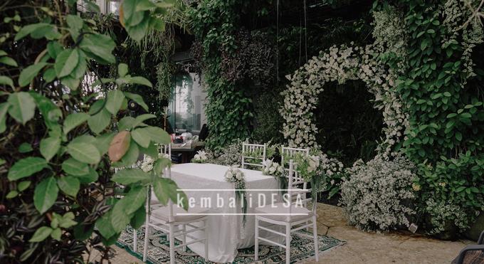 Botanical Decoration by kembaliDESA - 003