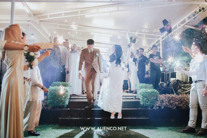 The Wedding Of Intan & Puja by Jakarta Souvenir - 045
