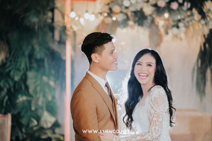 The Wedding Of Intan & Puja by Jakarta Souvenir - 046