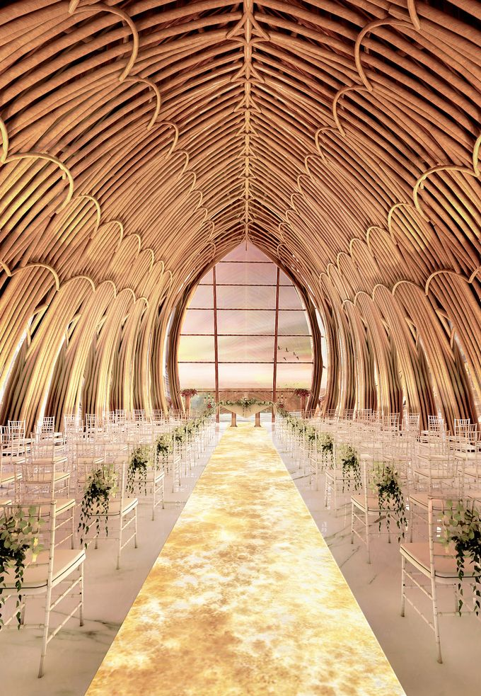 Apurva Chapel by The Apurva Kempinski Bali - 001