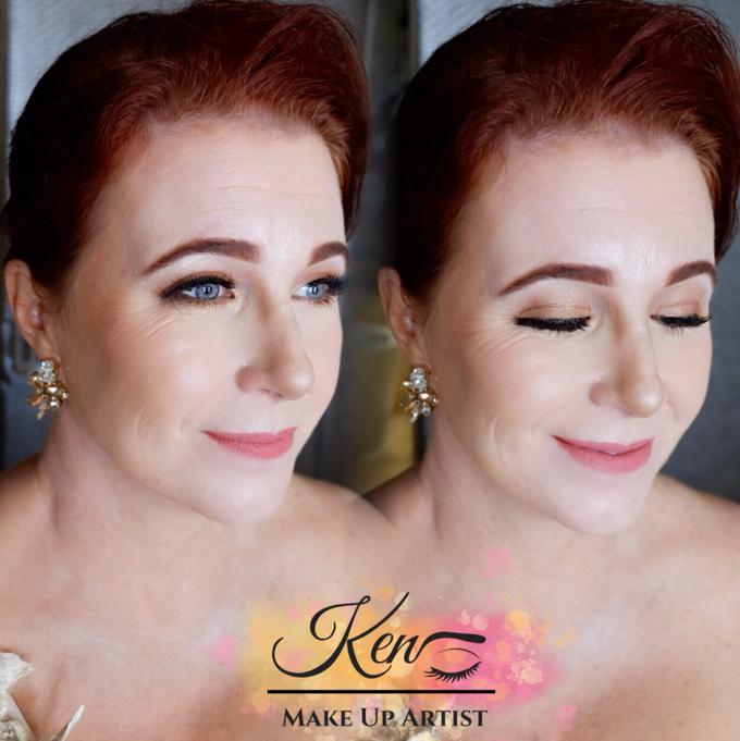 Prewedding Photoshoot by Ken Make Up & Hairdo - 002