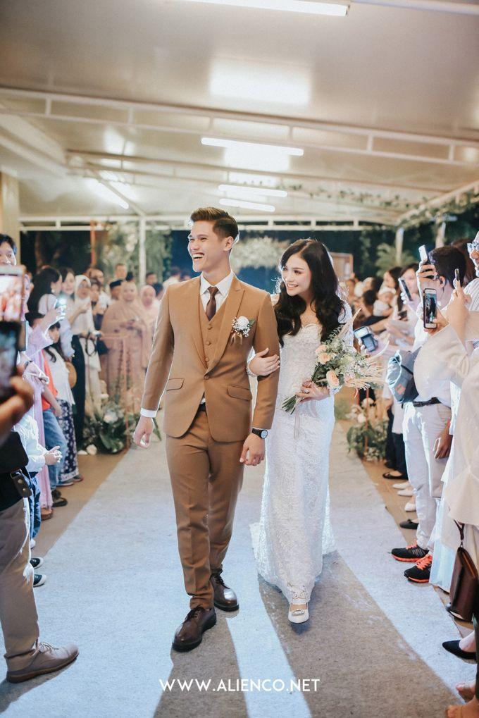 The Wedding Of Intan & Puja by Jakarta Souvenir - 047