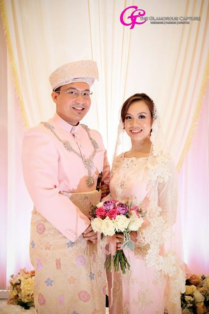 Wedding Reception of Rina & Faizal by The Glamorous Capture - 011