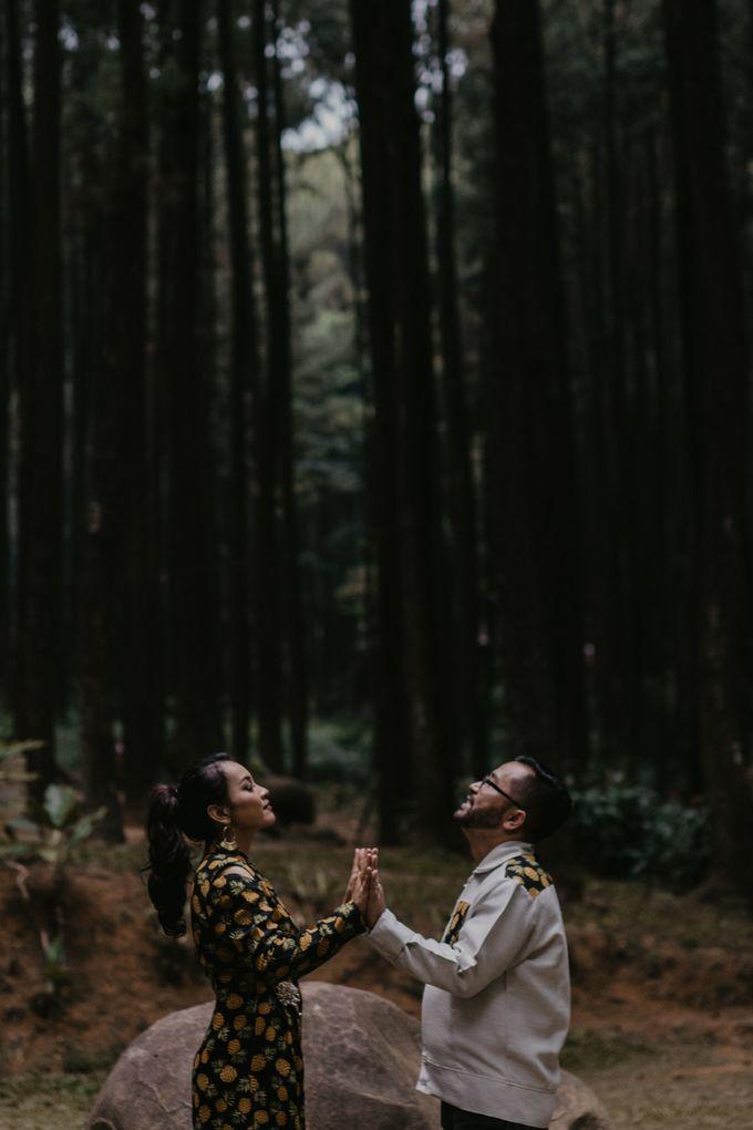 Kerry & Ani Pre Wedding by Priyo Oktaviano - 001