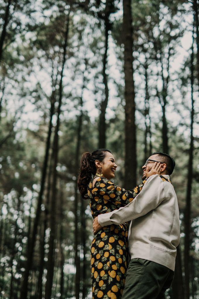 Kerry & Ani Pre Wedding by Priyo Oktaviano - 008