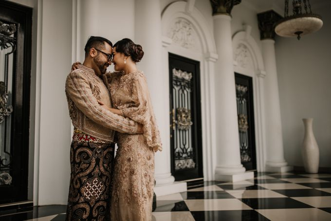 Kerry & Ani Pre Wedding by Priyo Oktaviano - 023