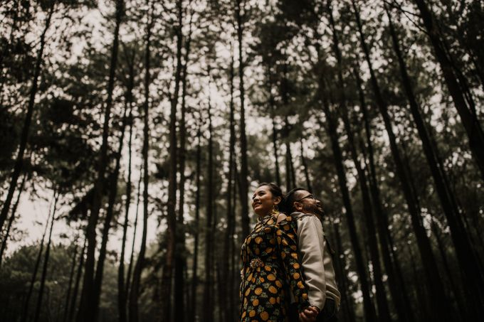 Kerry & Ani Pre Wedding by Priyo Oktaviano - 030