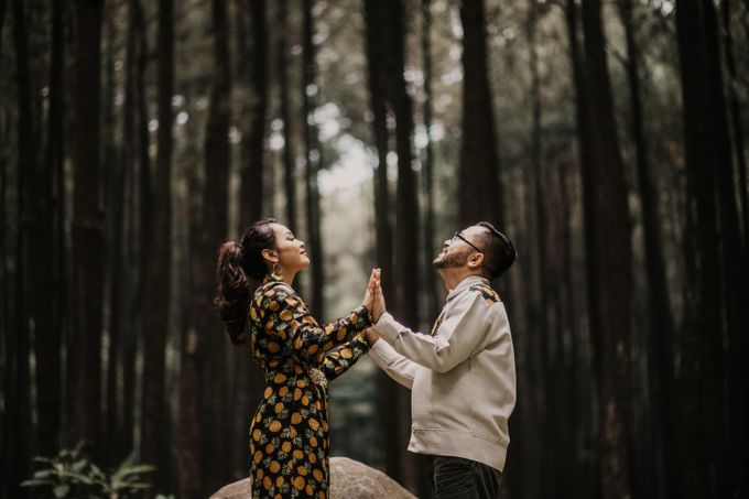 Kerry & Ani Pre Wedding by Priyo Oktaviano - 033