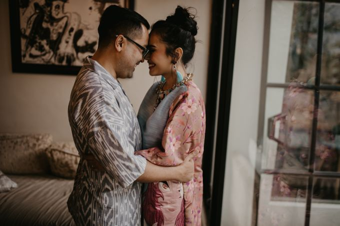 Kerry & Ani Pre Wedding by Priyo Oktaviano - 040
