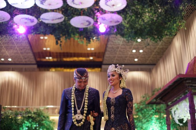 Keshia & Fadhil Wedding Reception by Antijitters Photo - 002