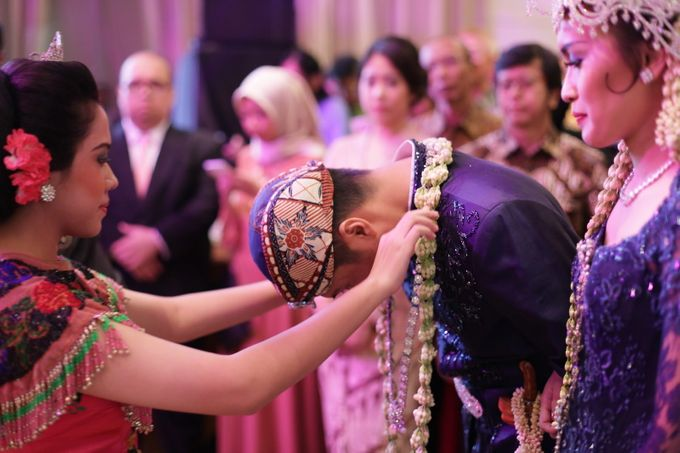 Keshia & Fadhil Wedding Reception by Antijitters Photo - 007