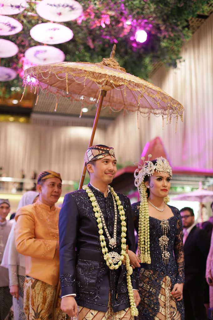 Keshia & Fadhil Wedding Reception by Antijitters Photo - 009