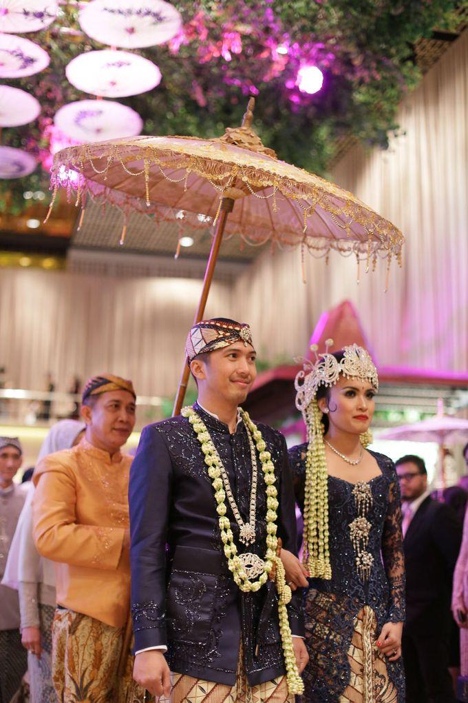 Keshia & Fadhil Wedding Reception by Maheswara - 009