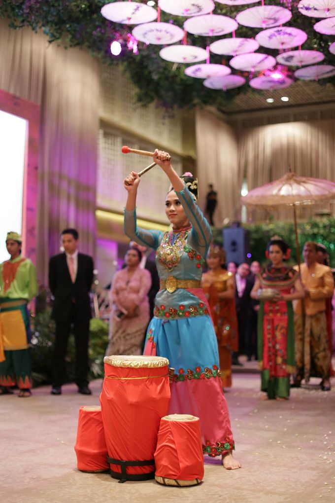 Keshia & Fadhil Wedding Reception by Antijitters Photo - 010