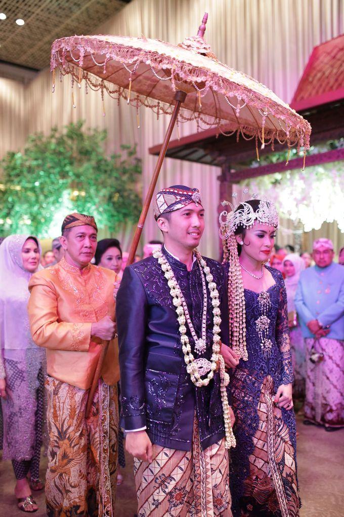 Keshia & Fadhil Wedding Reception by Maheswara - 016