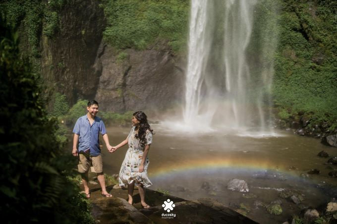 Kevin Amanda Pre-Wedding | Somewhere Over The Rainbow by Ducosky - 004
