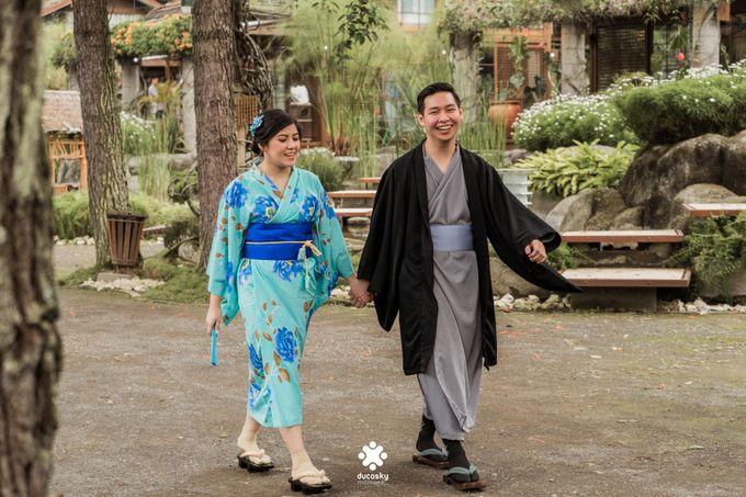 Kevin Amanda Pre-Wedding | Aishiteimasu by Ducosky - 001