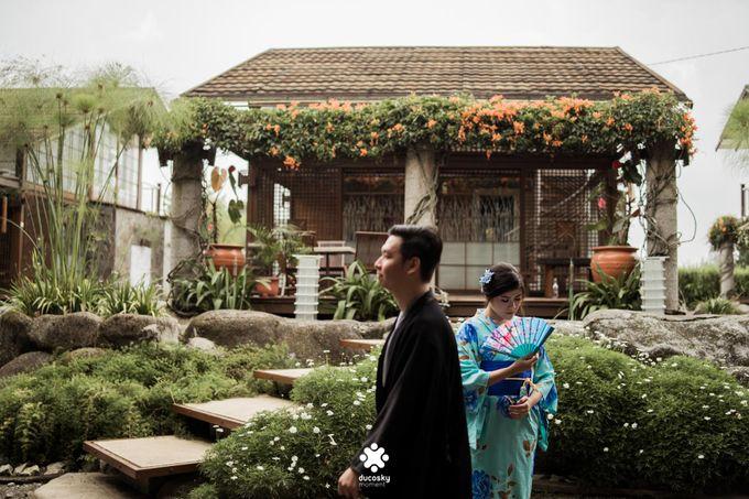 Kevin Amanda Pre-Wedding | Aishiteimasu by Ducosky - 002