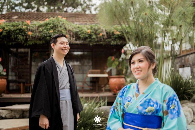 Kevin Amanda Pre-Wedding | Aishiteimasu by Ducosky - 004
