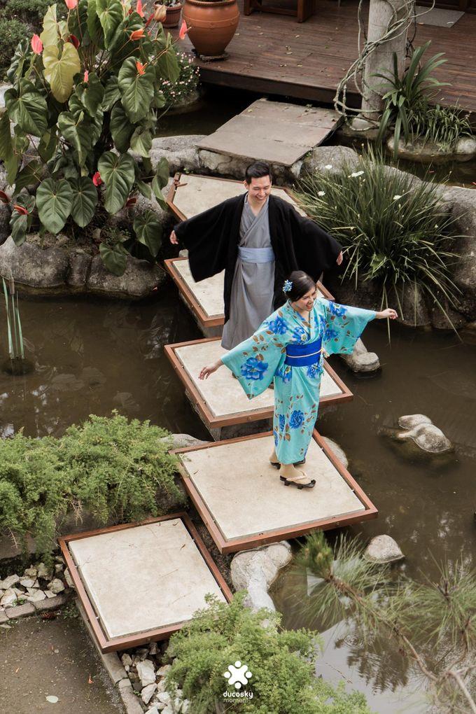 Kevin Amanda Pre-Wedding | Aishiteimasu by Ducosky - 006