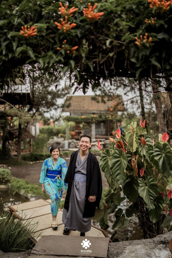 Kevin Amanda Pre-Wedding | Aishiteimasu by Ducosky - 008