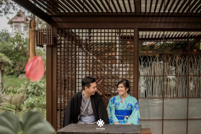Kevin Amanda Pre-Wedding | Aishiteimasu by Ducosky - 011