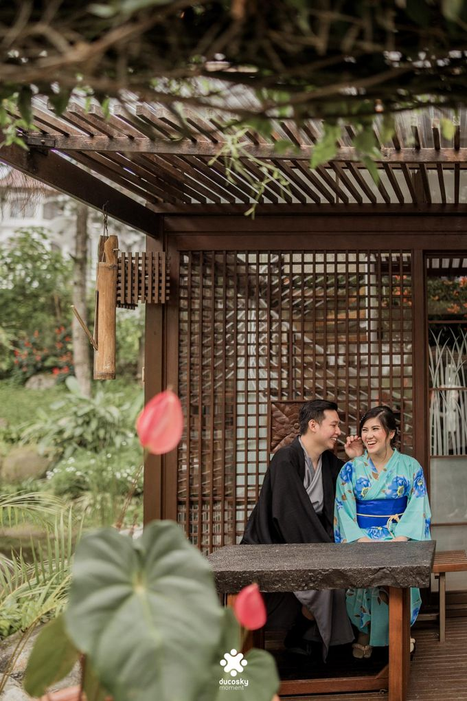 Kevin Amanda Pre-Wedding | Aishiteimasu by Ducosky - 012