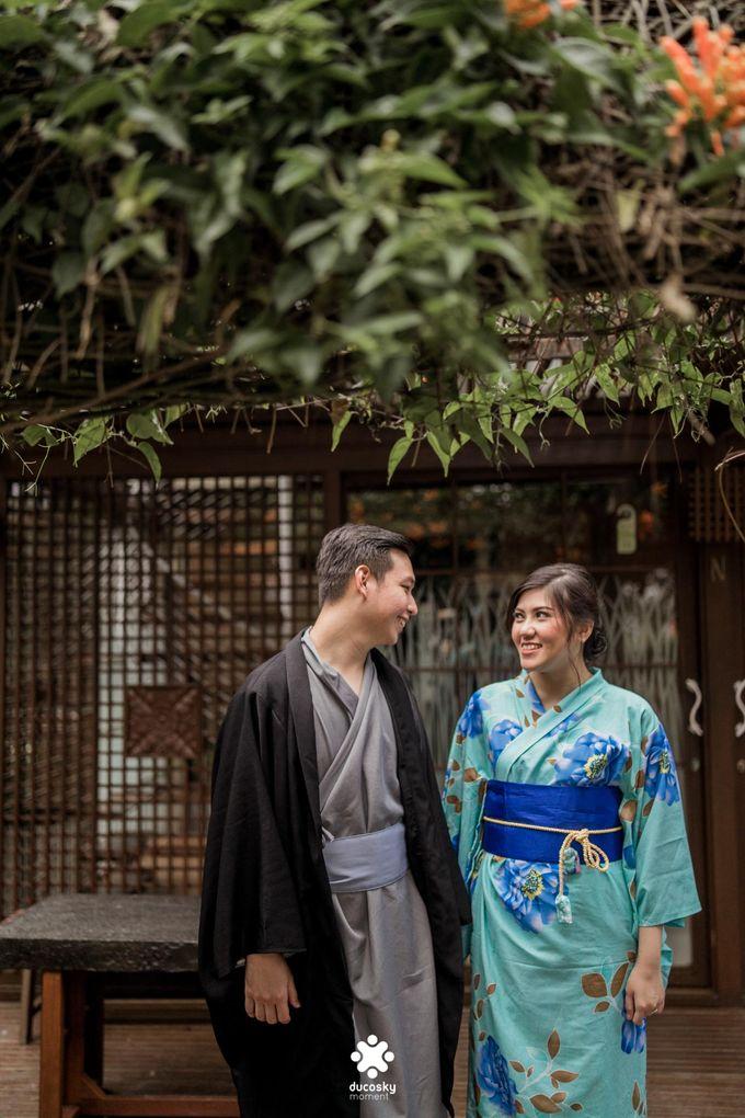 Kevin Amanda Pre-Wedding | Aishiteimasu by Ducosky - 014
