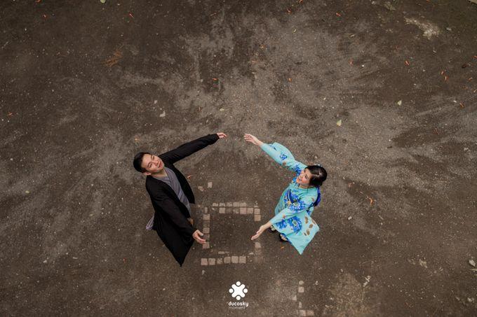 Kevin Amanda Pre-Wedding | Aishiteimasu by Ducosky - 017