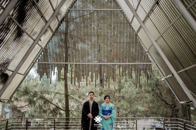 Kevin Amanda Pre-Wedding | Aishiteimasu by Ducosky - 020