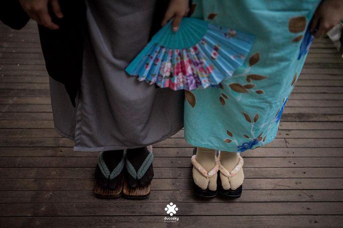 Kevin Amanda Pre-Wedding | Aishiteimasu by Ducosky - 022